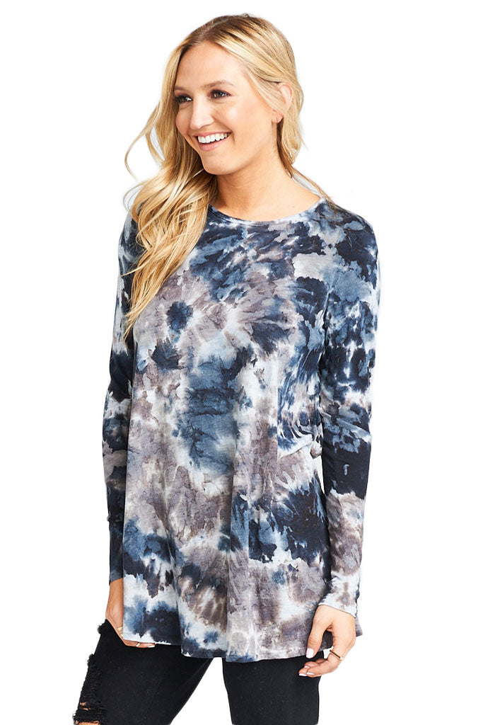 Tyler Tunic Dress ~ Cedar Dreams Tie Dye