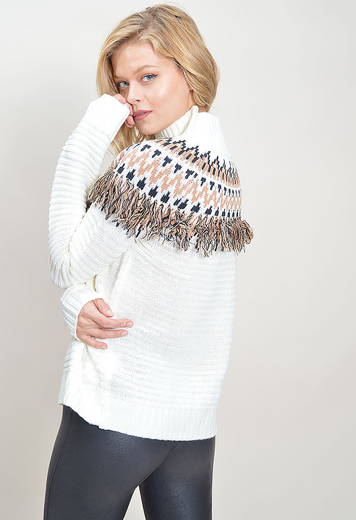 Wild and Free Knit