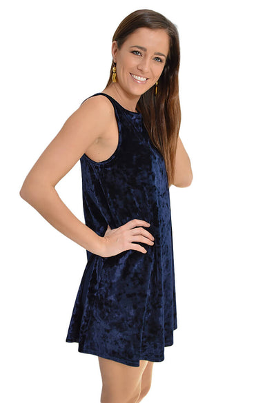 BB Dakota Meyer Dress - Blue