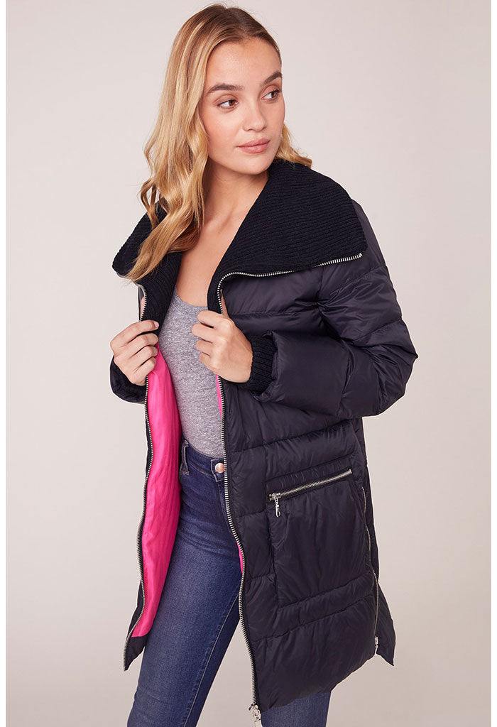Cold Snap Puffer Coat