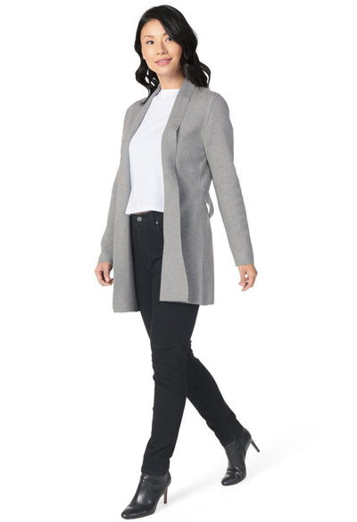 Benjamin Jacket - Heather Grey