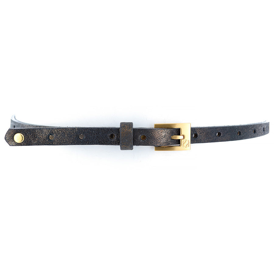 Dotty Belt - Midnight Bronze