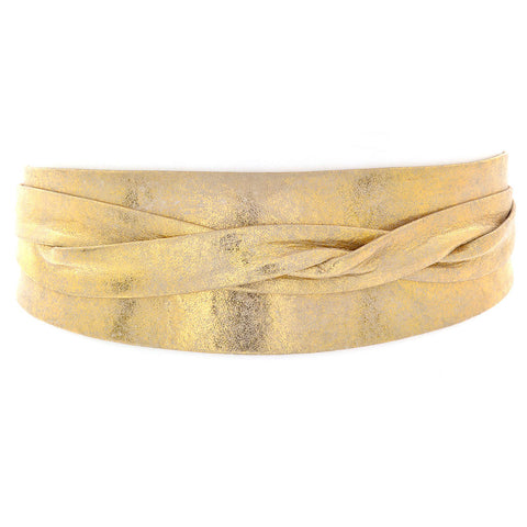 Wrap Belt - Gold