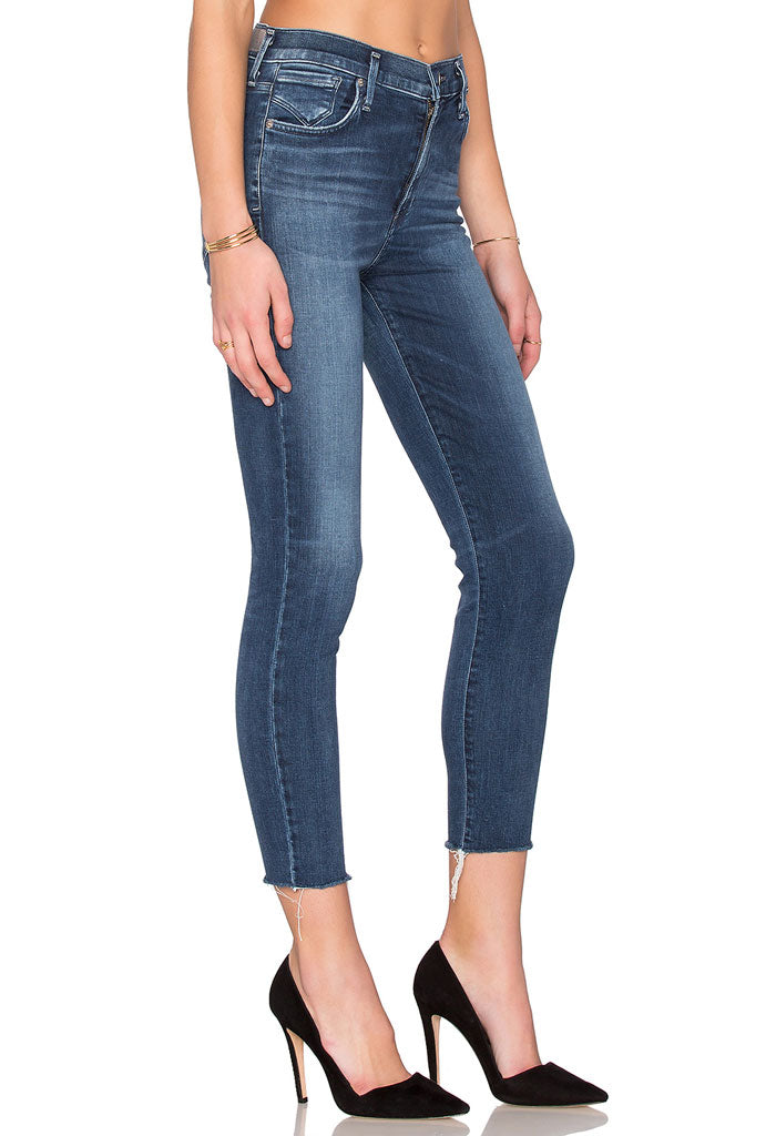 Sophie Crop High Rise Skinny - Claremont