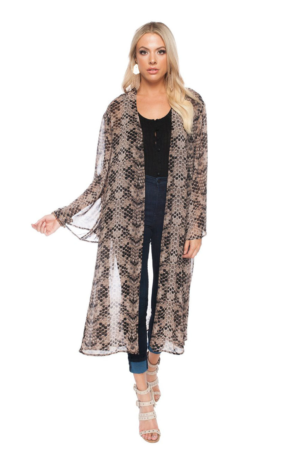 Roberts Duster Wrap - Amazon