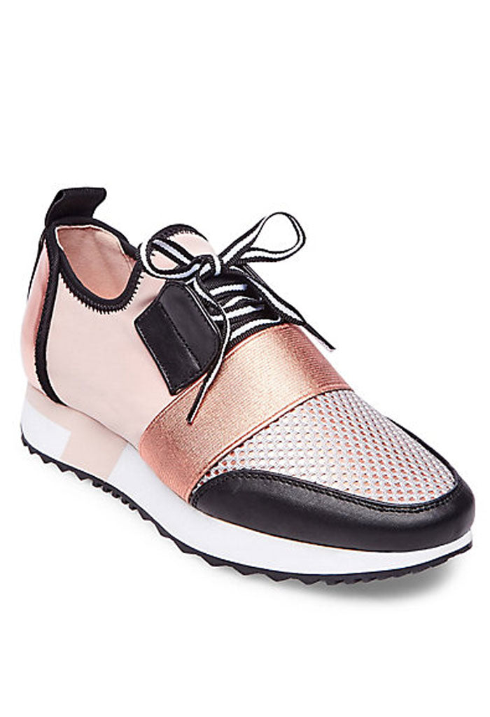 Antics Sneaker - Rose Gold