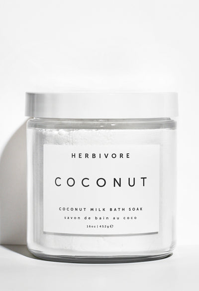 Coconut Milk Bath Soak - 16 oz