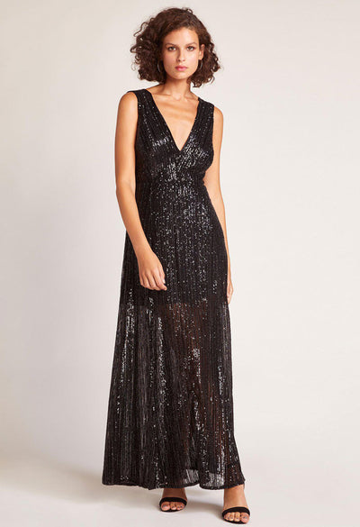 Knockout Sequin Gown
