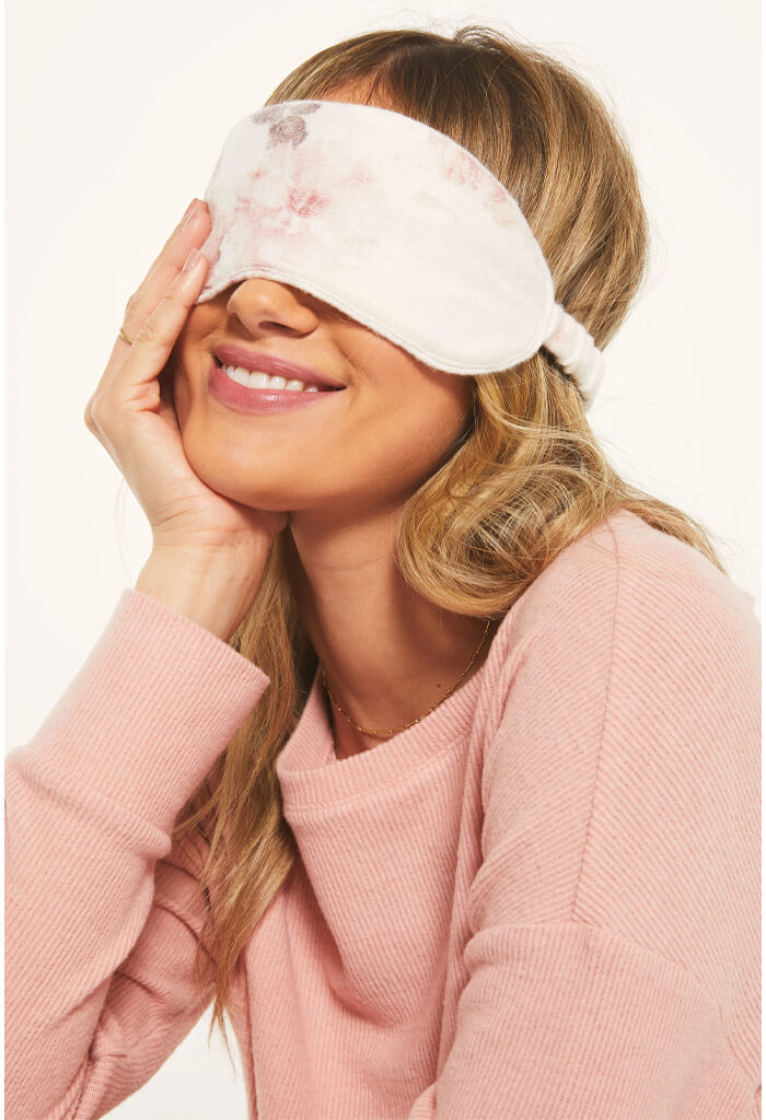 Floral Sleep Eye Mask