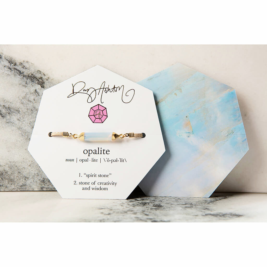 Rory Ashton Opal gemstone choker