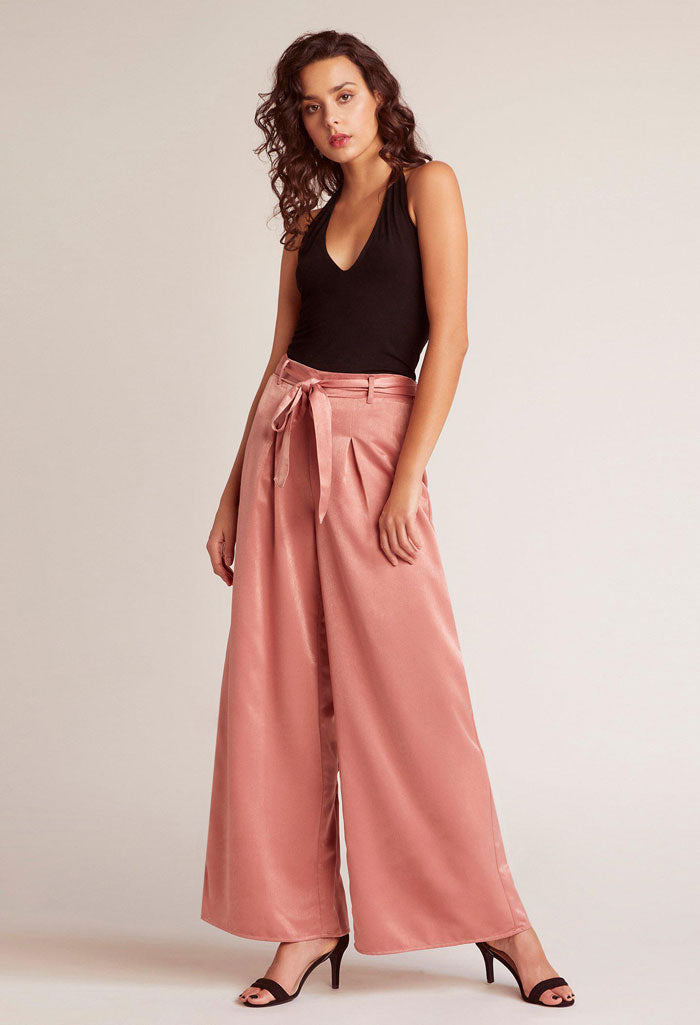 Smell The Roses Wide Leg Pant