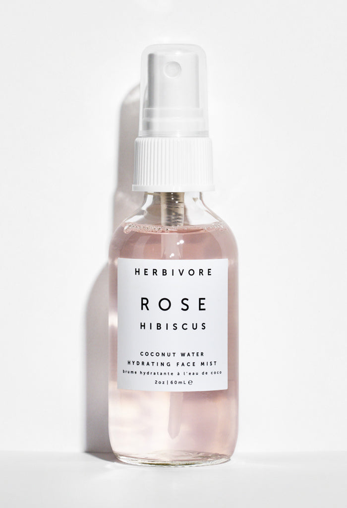 Rose Hibiscus Hydrating Face Mist - 4 oz