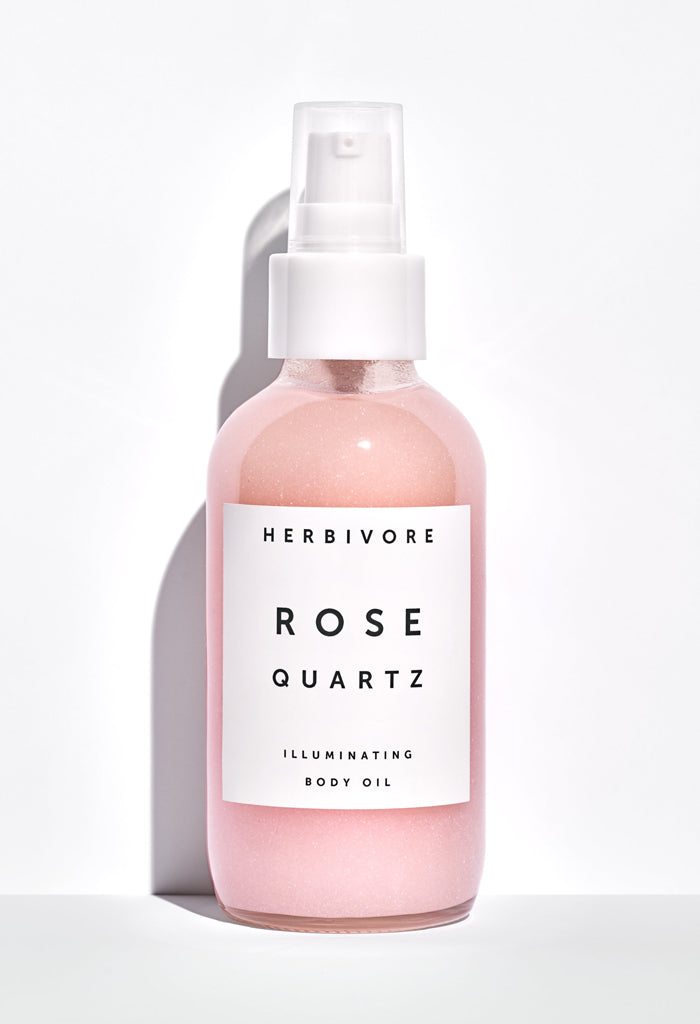 Rose Quartz Illuminating Body Oil