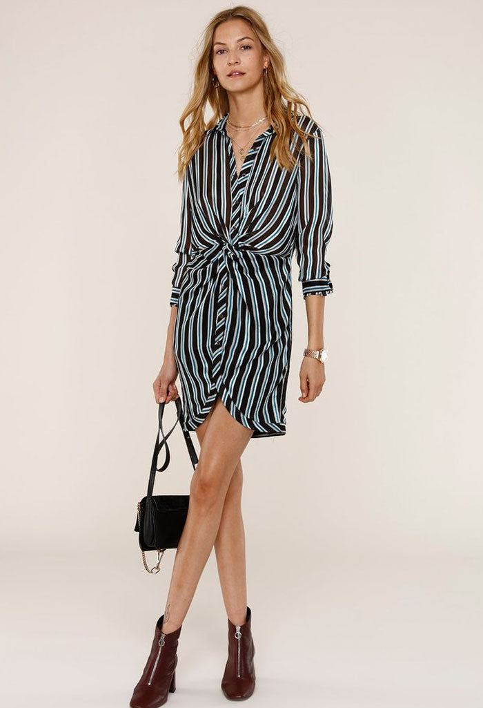 Tina Dress - Stripes