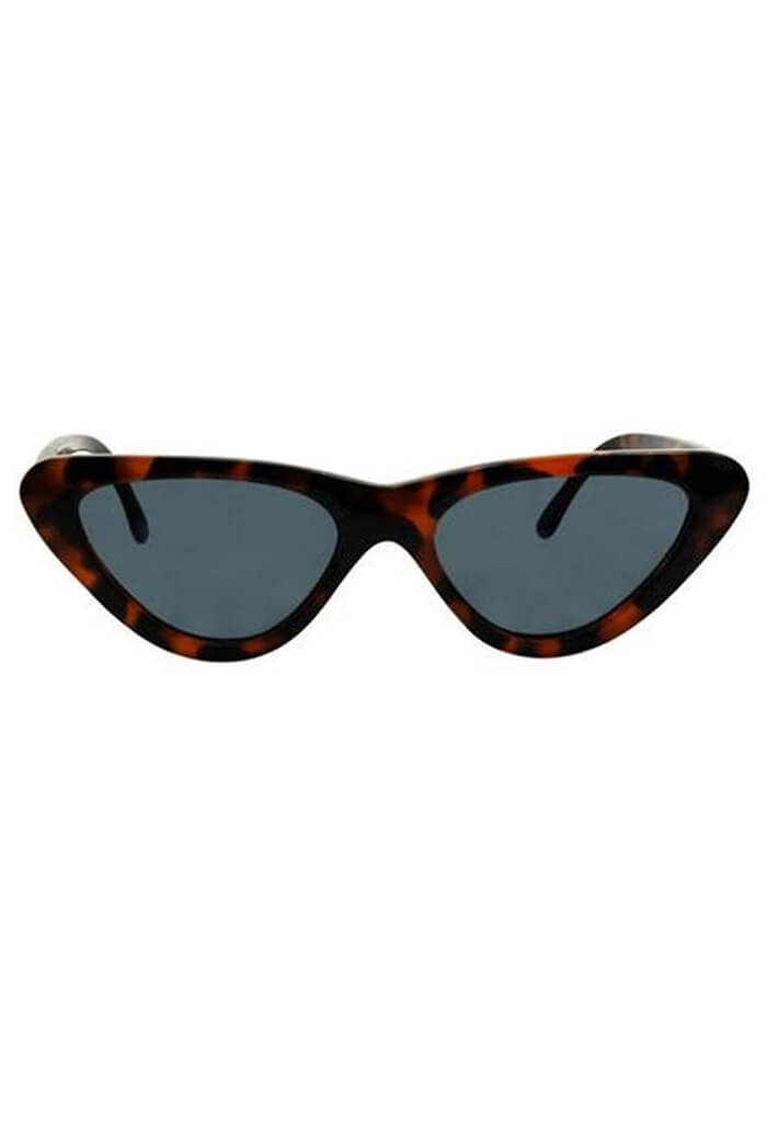 ZOE SUNGLASSES in Tortoise