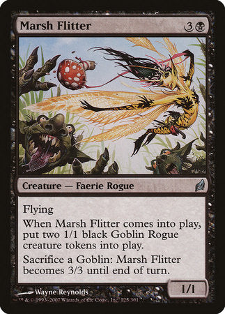 Marsh Flitter [Lorwyn] | Marvin's Army Gaming