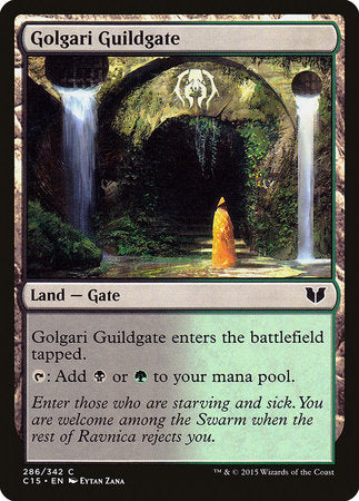 Golgari Guildgate [Commander 2015] | Marvin's Army Gaming