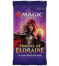 Magic: The Gathering - Throne of Eldraine Booster Pack | Marvin's Army Gaming