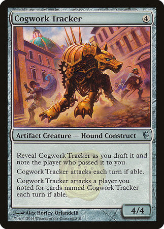 Cogwork Tracker [Conspiracy] | Marvin's Army Gaming