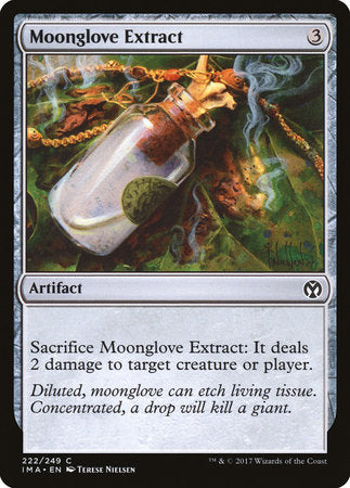 Moonglove Extract [Iconic Masters] | Marvin's Army Gaming