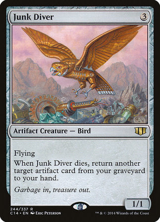 Junk Diver [Commander 2014] | Marvin's Army Gaming