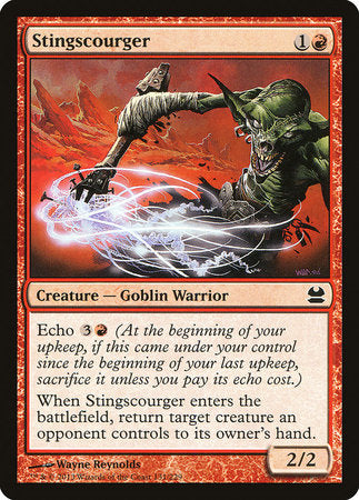Stingscourger [Modern Masters] | Marvin's Army Gaming