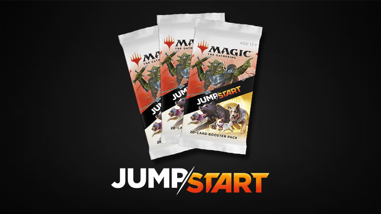 Magic: The Gathering - Jumpstart | Marvin's Army Gaming