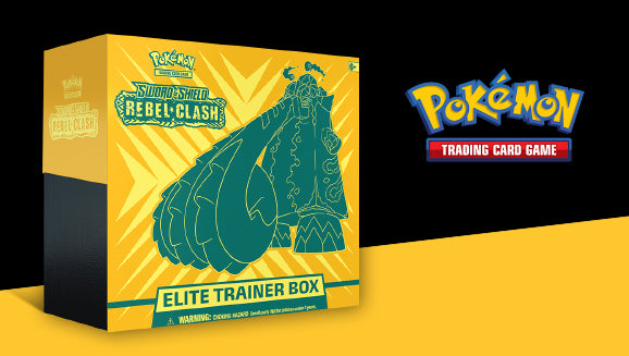 Pokemon: SS2 Rebel Clash Elite Trainer | Marvin's Army Gaming