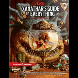 Dungeons & Dragons: Xanathar's Guide To Everything | Marvin's Army Gaming