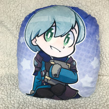 Load image into Gallery viewer, Fire Emblem 2-Sided Ashe Plushie