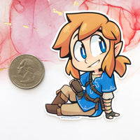 Zelda Breath of the Wild Stickers
