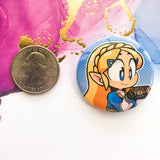 Zelda Breath of the Wild Buttons