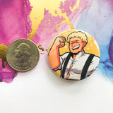 Golden Deer Buttons - Fire Emblem 3 Houses