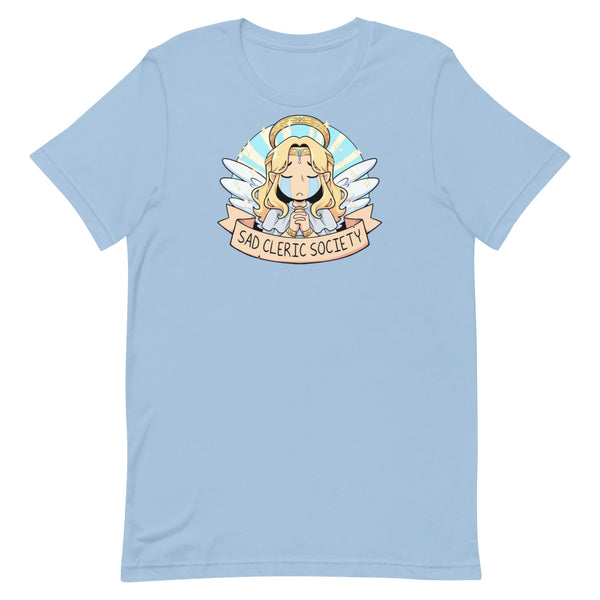 Sad Cleric Society Unisex T-Shirt (4 Colors Available!)