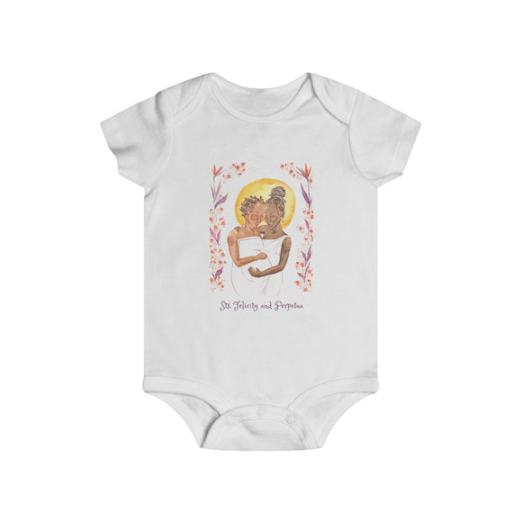 Sts. Felicity and Perpetua - Infant Onesie