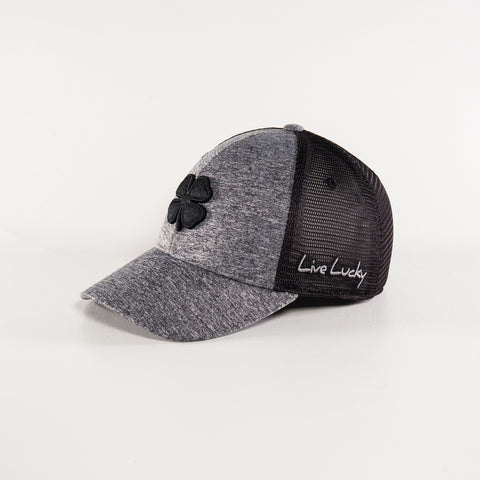 Lucky Heather Mesh Grey