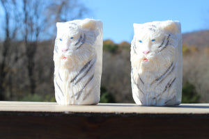 White Tiger handmade soap