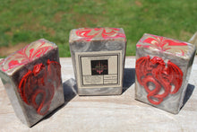 Load image into Gallery viewer, Dragon's blood handmade soap