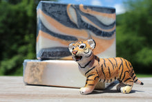 Load image into Gallery viewer, Tiger King handmade soap