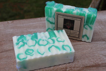 Load image into Gallery viewer, Appletini handmade soap