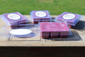 Soy Wax Melts - Frosted Cranberry