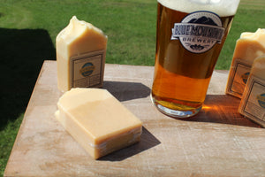 Classic Lager Beer soap-Blue Mountain Brewery