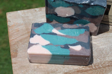 Load image into Gallery viewer, Camo soap