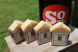 Satan's Pony Beer soap-South Street Brewery