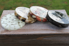 Load image into Gallery viewer, Resin stone coasters