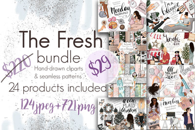 The Fresh bundle