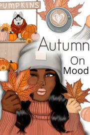 Autumn Mood On Clipart