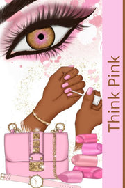 Think Pink Clipart