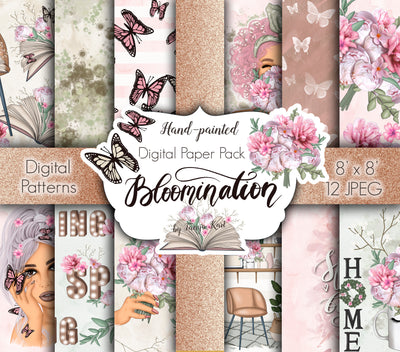 BLOOMINATION Patterns