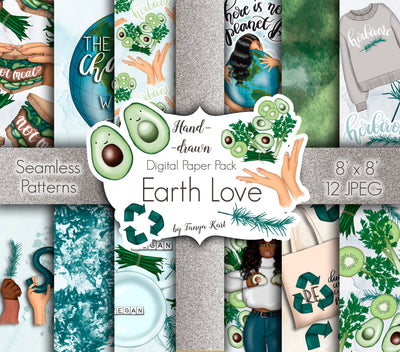Earth Love Patterns